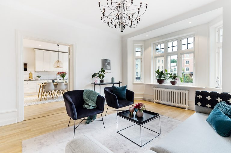 Stilverkstan homestyling vardagsrum