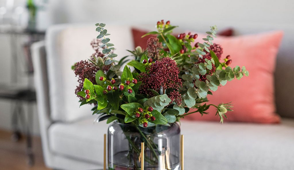 Stilverkstan homestyling blomma
