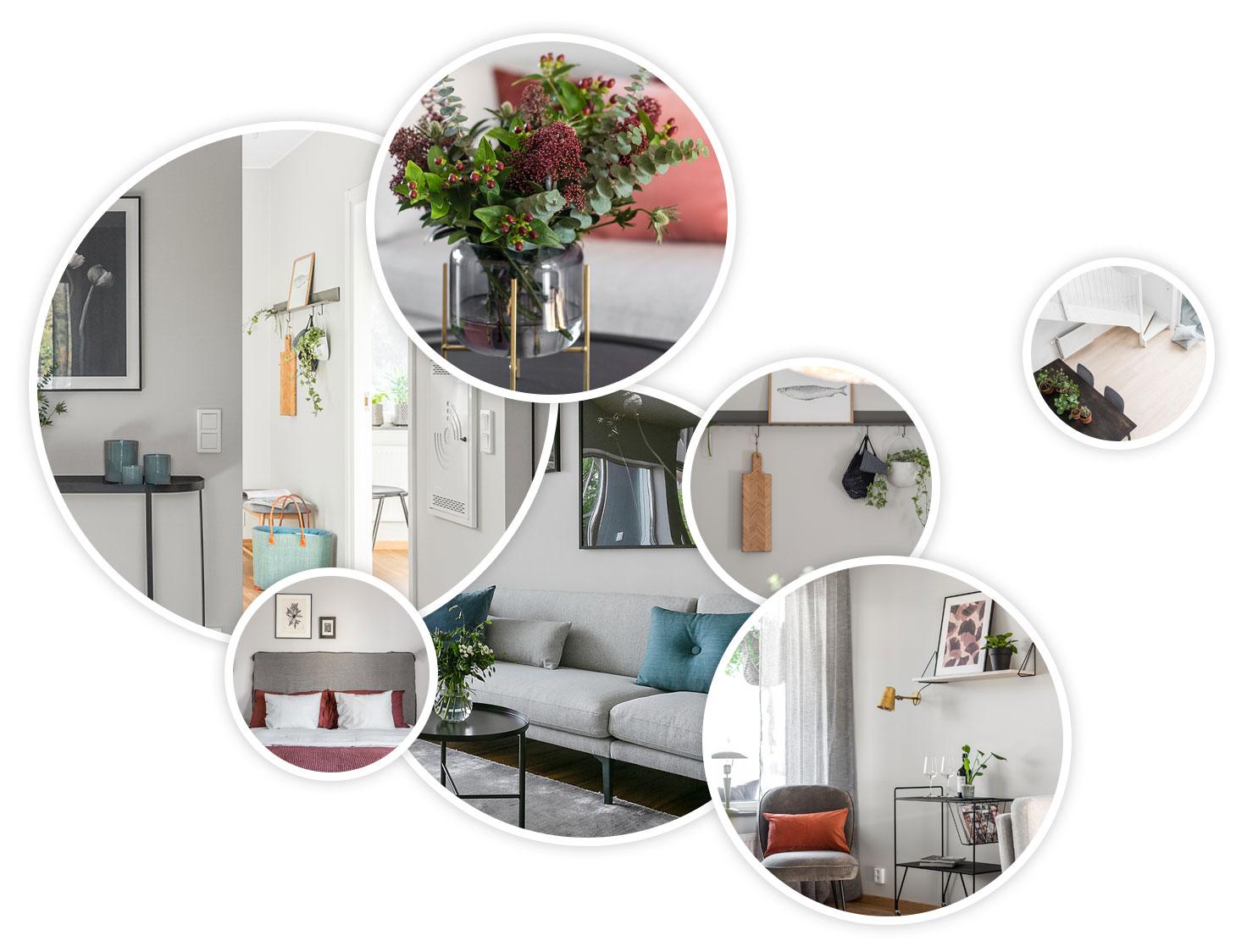 Stilverkstan homestyling inredningsbilder